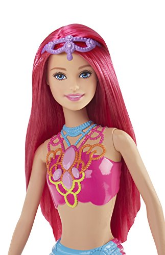 Куклы и Аксессуары Barbie Mermaid Doll,