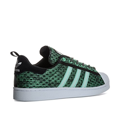 Image of adidas Originals Men's Superstar Trainers Core US14 Green
