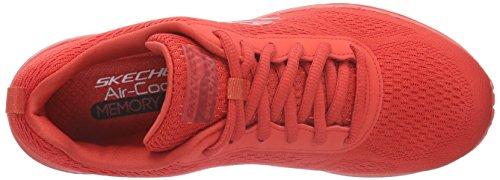 Infinity Zapatillas Rojo air Color Mujer Skech rojo nbsp;vivid Skechers qwPEBpw