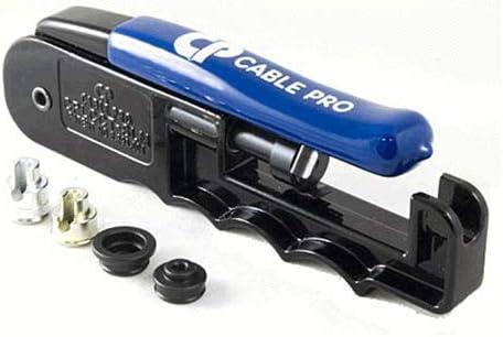 Compression Tool Belden CPLCCT-SLM RG6 RG59 BNC RCA Connectors