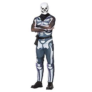 Spirit Halloween Adult Fortnite Skull Trooper Costume - XL