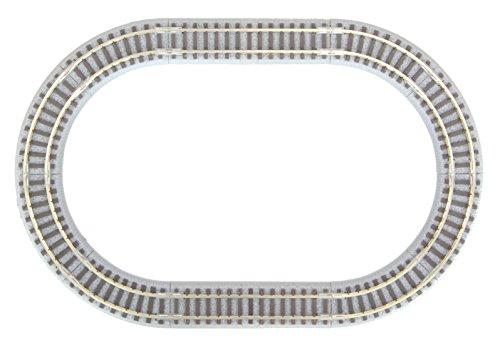 Zゲージ Zショーティー オーバルセット Rail Set G R081 鉄道模型用品の商品画像