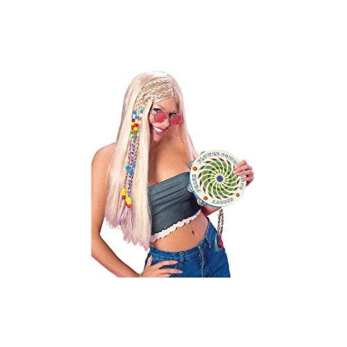 Hippie Peace Tambourine