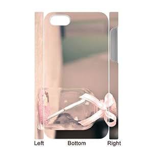 MMZ DIY PHONE CASEALICASE Diy 3D Protection Hard Case Bottle For iphone 5c [Pattern-1]