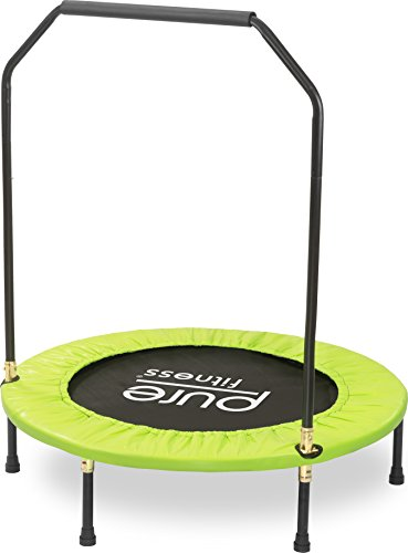 mini trampoline with handle - 8
