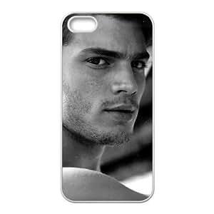 iPhone 5 5s Cell Phone Case White Jamie Dornan kfd