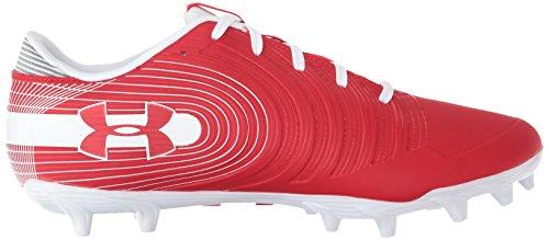 Red White Football Nitro Men's Mc Armour Under Low Shoe 600 0vSTqwZ