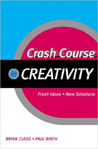 Book Crash Course in Creativity