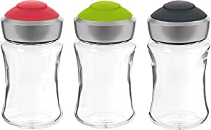 Trudeau Cheese Shaker with Pop Lid
