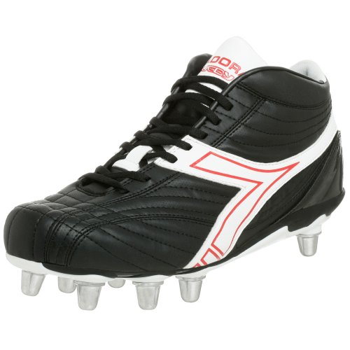 Diadora Men's Rugby Hi Synthetic Rugby Cleat