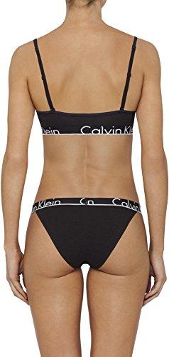Klein Klein Calvin Calvin Femme Femme Bikini Noir Bikini IqOt6gE