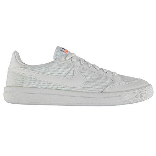 Nike MEADOW 16Textil Turnschuhe Herren Weiß/Weiß Casual Sneakers Schuhe Schuhe