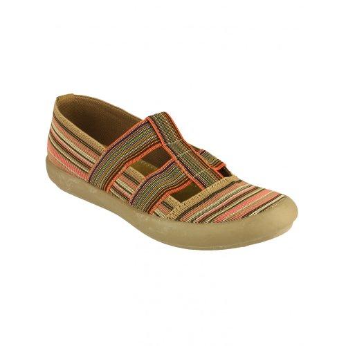 Cotswold Crompton Ladies Summer Shoes Navy