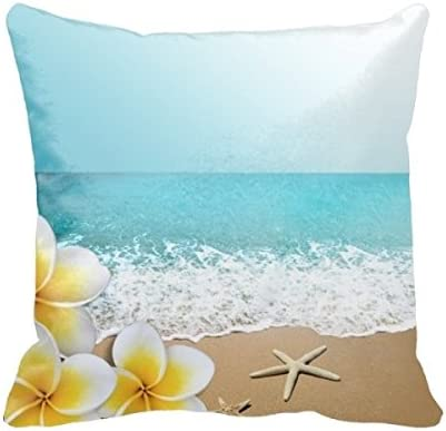 Amazon.com: Decoración Almohadas Beachside boda Arena Surf ...