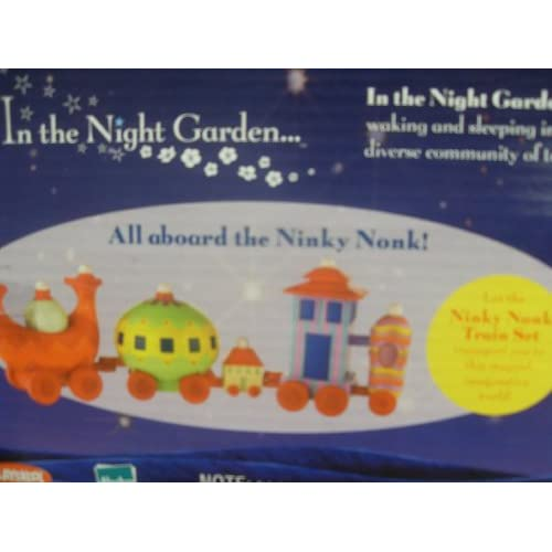 In the night garden Ninky Nonk push along mini train set 30%OFF  sc 1 th 225 : ninky nonk tent - afamca.org