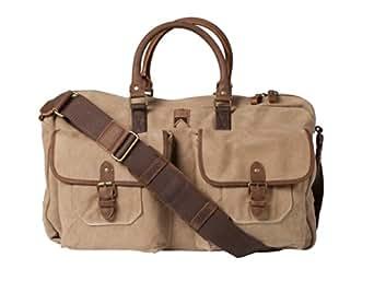 """Navali 24"""" Stowaway Weekender Bag - Natural"""