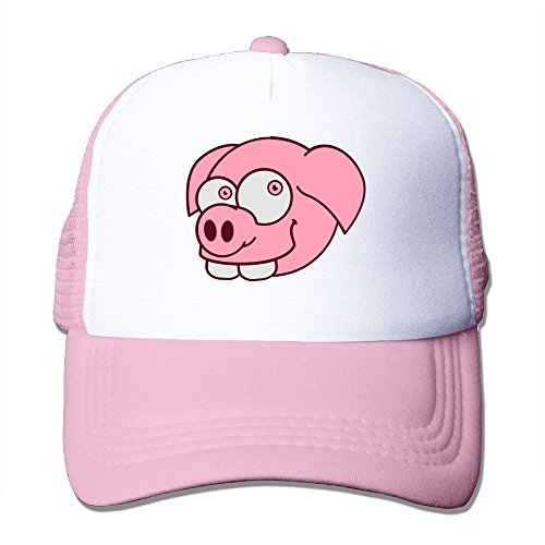 NONGFU Pig Face Big Foam Mesh Hat Mesh Back Adjustable - Face Sale Mens Fat