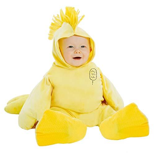 Peanuts Infant Woodstock Costume - 12-18