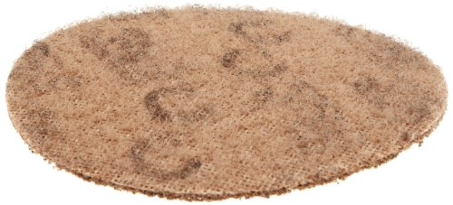 Scotch-Brite(TM) Surface Conditioning Disc, Hook and Loop Attachment, Aluminum Oxide, 5 Diameter, NH A Coarse (Pack of 50)