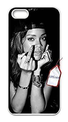 Rihanna Case for Iphone 5,5S,Rihanna phone Case for Iphone 5,5S.