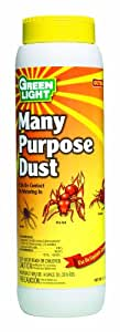 Green Light 0424710 Many Purpose Dust for Pest Control, 1-Pound