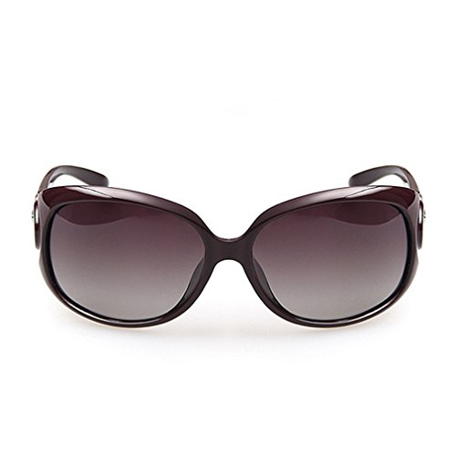 G&T New Fashion Classic Womens Big Frame UV Gradient Lens Driving Polarized - Gradientlens