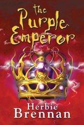 book cover of The Purple Emperor