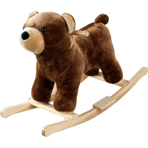 - Happy Trails? Plush Rocking Barry Bear with Sounds