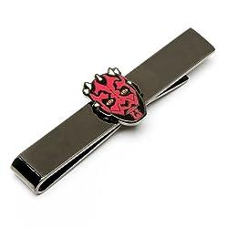 Star Wars Darth Maul Head Tie Bar Novelty 2 x 0in