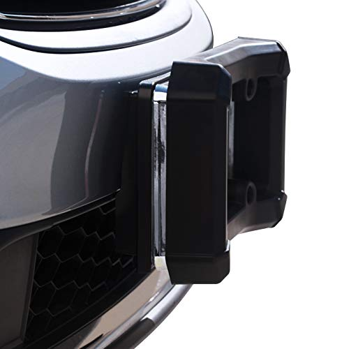 Chrome Fits Select Vehicles Car Truck Van SUV Motorup America Auto License Plate Frame Cover