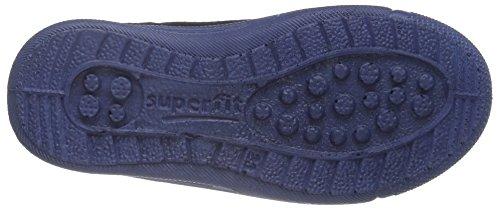 Superfit AVRILE MINI 700372, Baby Mädchen Lauflernschuhe, Blau (OCEAN KOMBI 81) Blau (OCEAN KOMBI 81)
