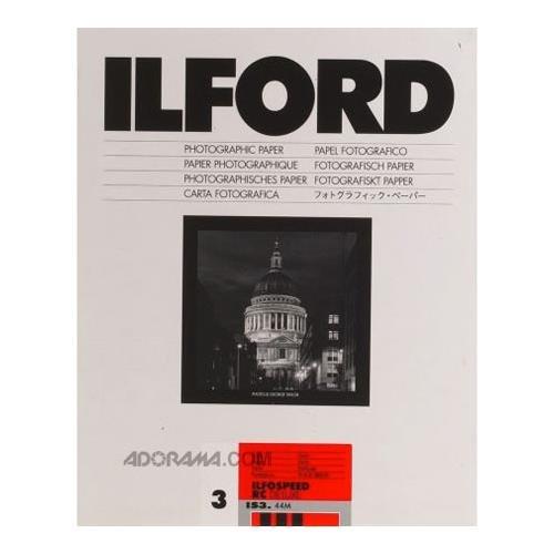 Ilfospeed RC Deluxe Graded Paper (8 x 10