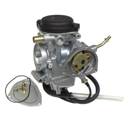 (ZOOM ZOOM PARTS Carburetor FOR Yamaha BIG BEAR 400 2x4 4x4 YFM400 2000 2001 2002 2003 2004 2005 2006 NEW Carb FREE FEDEX 2 DAY SHIPPING)