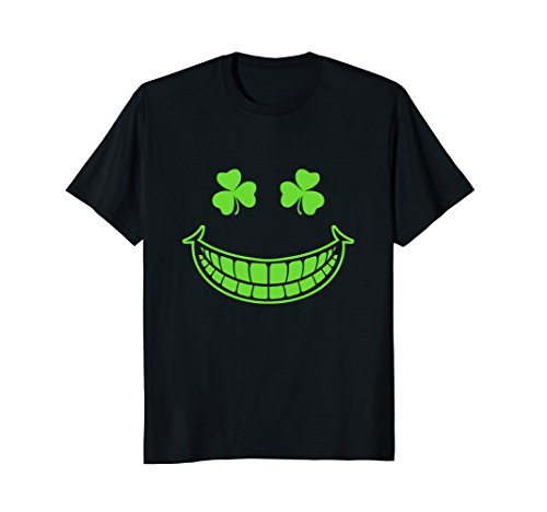 Irish Shamrock Boobs Funny St. Paddy's Day T-shirt (Happy Patrick Day San)