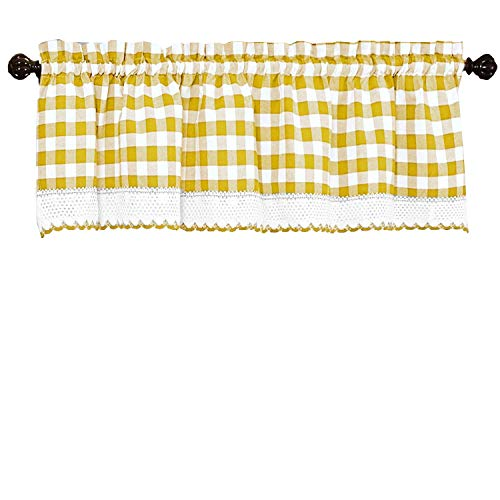 GoodGram Buffalo Check Plaid Gingham Custom Fit Window for sale  Delivered anywhere in USA