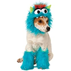 Rubie's Costume Co Cute Monster Costume, Blue, Large