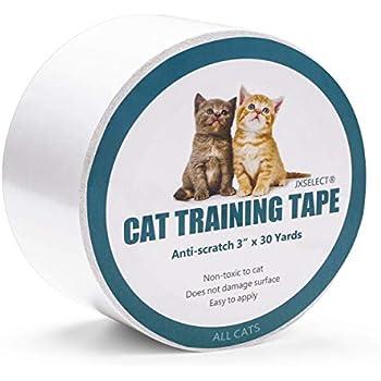 Amazon Com Jxselect Anti Scratch Cat Training Tape Cat