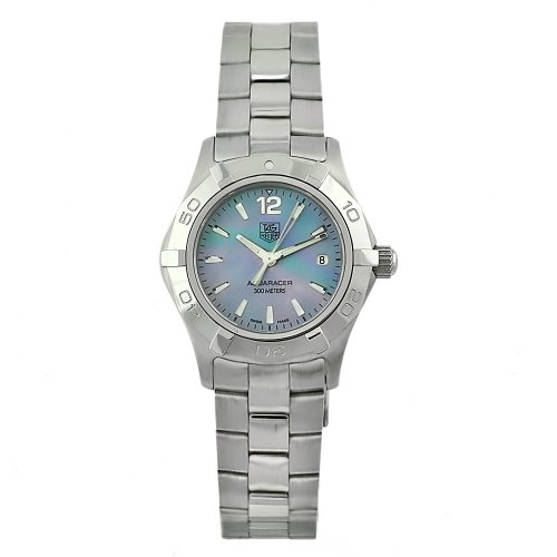 Women's Aquaracer Watch Dial Color: Pearl