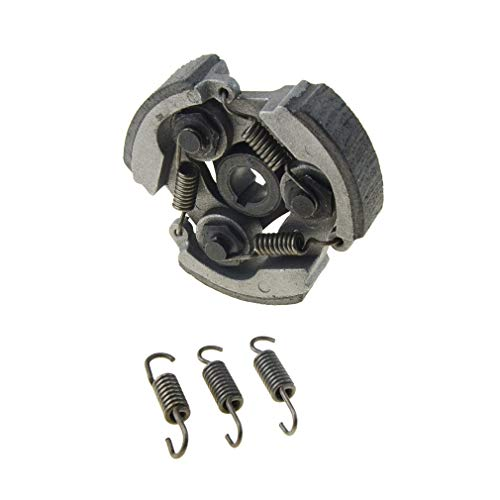 WOOSTAR Clutch Pad With Free Springs for 47cc 49cc Pocket Mini Dirt Bike Crosser ATV (Pocket Bike Clutch)
