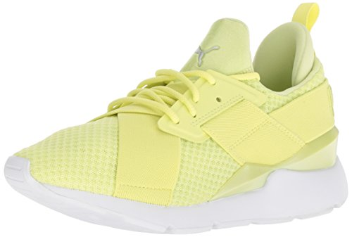 PUMA Women Muse En Pointe WN Sneaker Sunny Lime-puma White