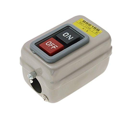 eDealMax reemplazo de botón de alimentación, el interruptor ON/Off, 380V, 1.5KW by eDealMax (Image #1)
