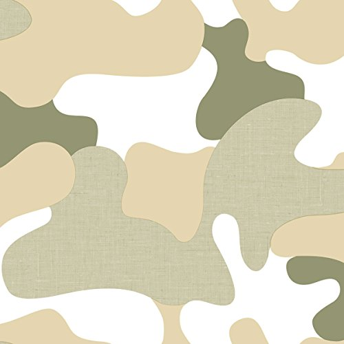 Kids Wallpaper for Bed Room, Playroom / Army