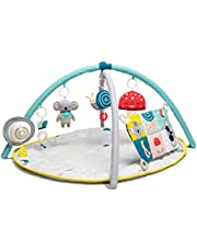 """Taf Toys 4 in 1 music and light All around me baby gym thickly padded with soft mat and a unique """"Sensi-center"""" for a variety of body positioning for newborn and up"""