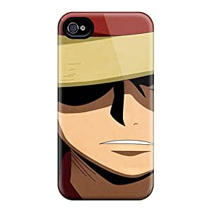 Brand New 6 Defender Cases For Iphone (one Piece Luffy)