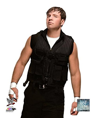 Dean Ambrose Shield - WWE Photo Poster 2014 posed