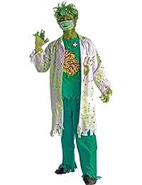 Men's Biohazard Zombie Surgeon Costume