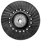 Century Drill 77195 Backing Pad for Resin Fiber Discs 5/8'' 11 Arbor 7'' Dia.