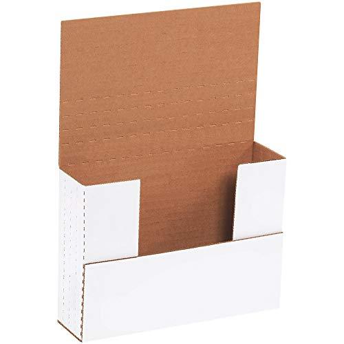 - Aviditi Corrugated Book Folds, 7 1/2