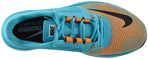 Speed Black vivid Nike Azul Sneaker Blue Orange TR3 Gamma Uomo Azul Blu Zoom U4wp5xqT