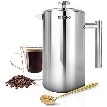 Amazon.com: Cafetera de prensa térmica Columbia para ...